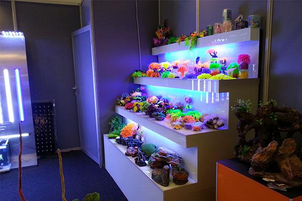interzoo-2014, Akvárium Kutsera